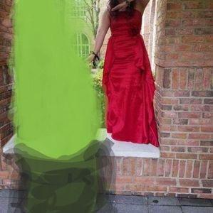Prom dress size large